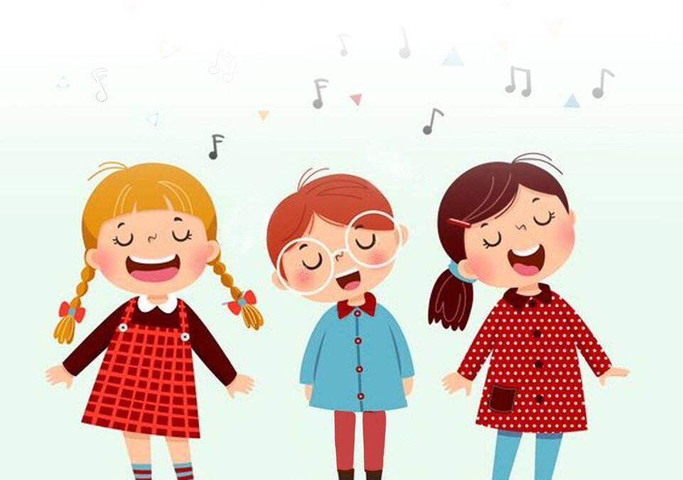 English songs – angol mondókák és dalok gyerekeknek